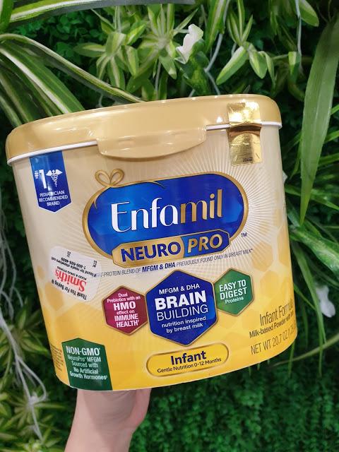 sữa bột Enfamil NeuroPro Infant Formula 598g