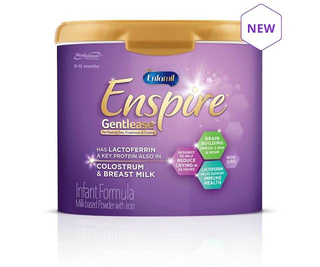 Sữa Bột Enfamil Enspire Gentlease
